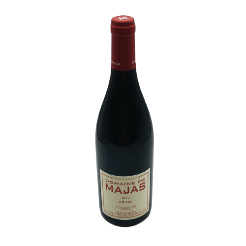 Natural/ Organic Red, 13%, Majas, France 2019